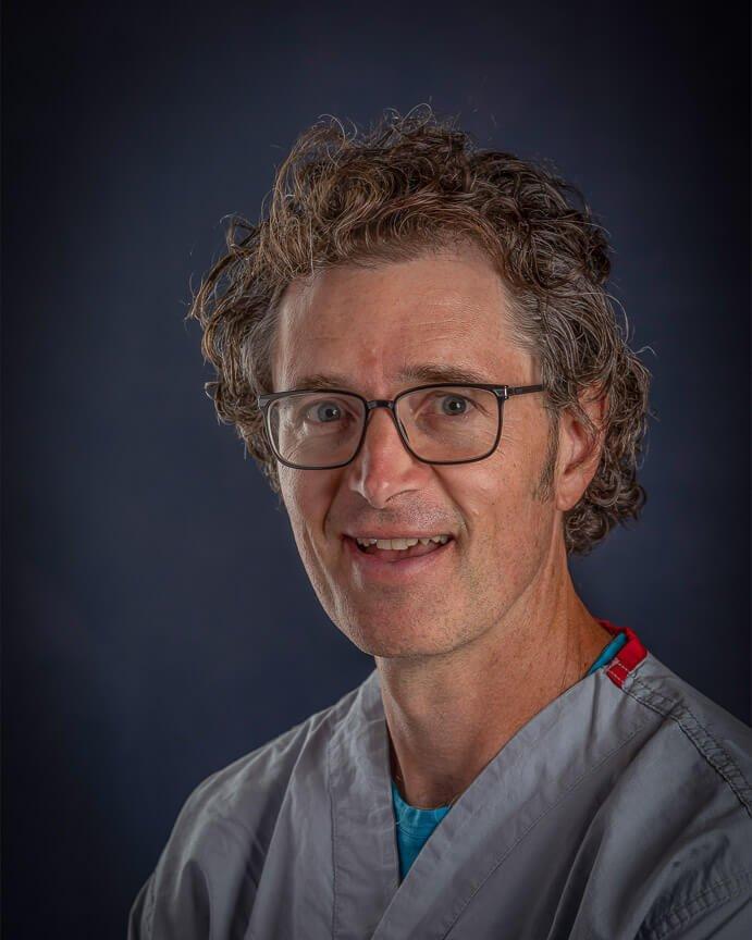 Headshot of Dr. Wes Orr