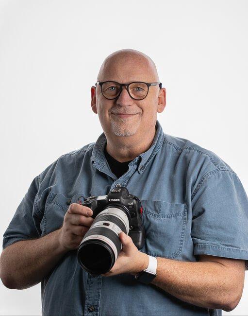 Headshot of Mike Harris